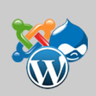 CMS Joomla Drupal Wordpress